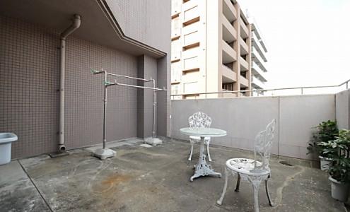 神戸ベランダ (1)