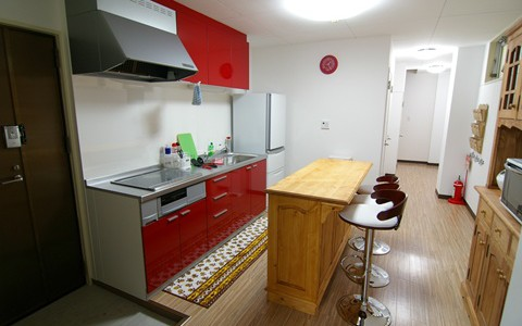 長居 キッチン (2)