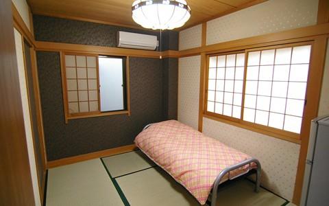 京橋3号室